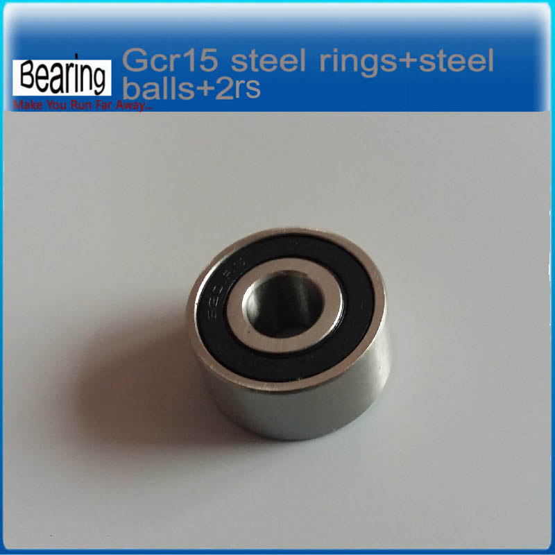 5203 bearing 5203-2RS 3203 63203ZZ 3056203 17*40*17.5mm  stc диана 5203