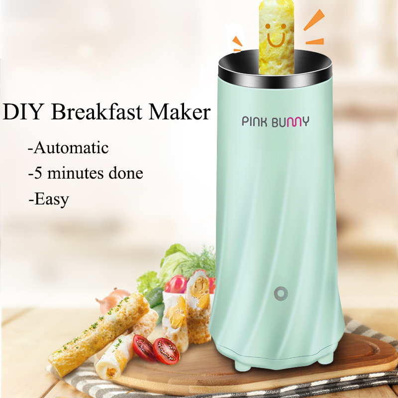 Multifunctional Electric mini egg master boiled egg omelette breakfast kitchen cooling tool with EU plug free shipping hot sale  цены