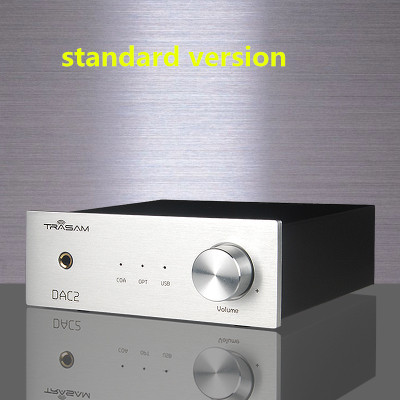 DAC2 High Performance HiFi Digital Audio Pre-Player/Decoder Input Coaxial/Optics/Bluetooth/USB APE/FLAC Loseless USB Play fx audio m 160e bluetooth 4 0 digital audio amplifier 160w 2 input usb sd aux pc usb loseless player for ape wma wav flac mp3