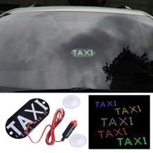 Beler Авто 12 В 45 светодиодный 5 видов цветов крыше кабины такси знак света автомобиля внутри ветрового стекла лампа высокое качество
