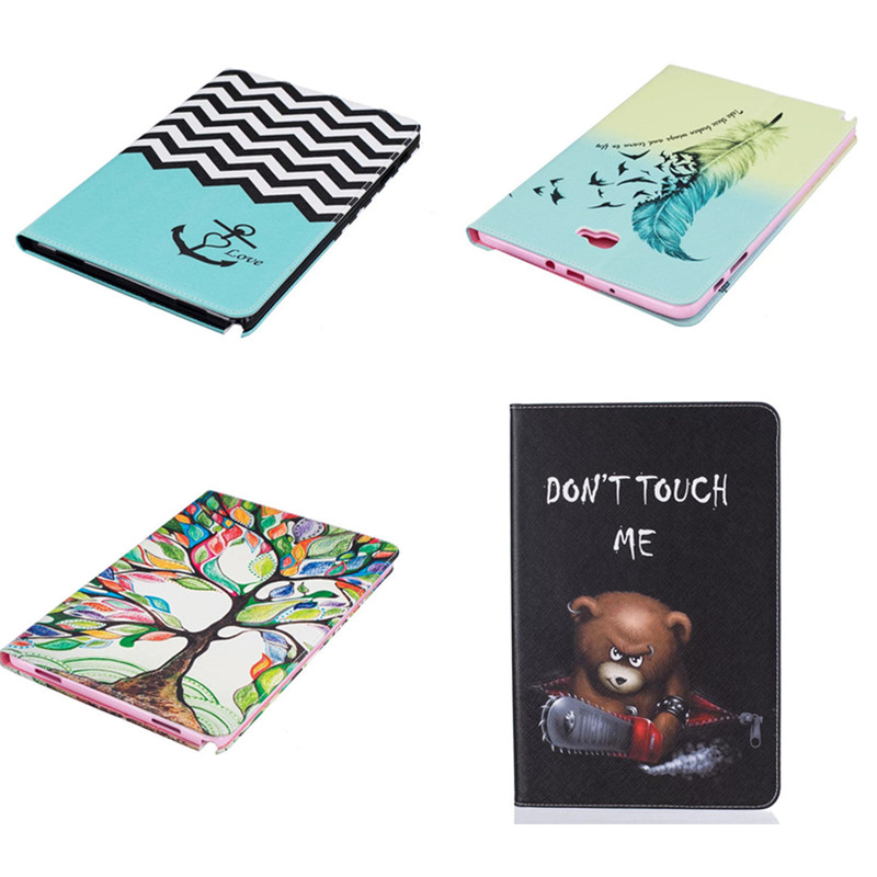 BF PU Leather Hybrid Case for Samsung Galaxy Tab A A6 10.1 with S Pen P580 P585 P583 Folio Stand Tablet Cover ShockProof Cases for samsung galaxy tab a 9 7 case pu leather shockproof coque with stand tablet cover cases for samsung galaxy tab a 9 7 t550