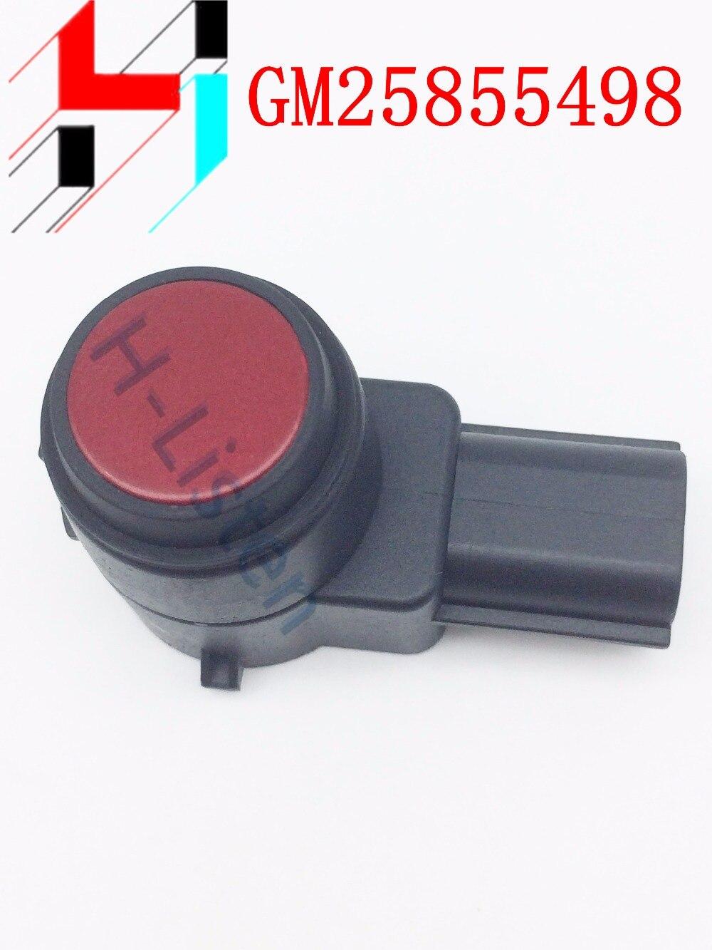 Парковка Сенсор 25855498 Оригинал Парковка PDC ультразвуковой Сенсор обратной помощь для C рузе О ПЕЛ C adillac