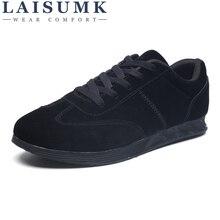 2019 LAISUMK Mens Casual Shoes Breathable Men Canvas Low Flats Zapatillas Hombre Fashion Sneakers