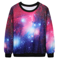 Hot Sale Newest Men/Women Hoodies Fashion Galaxy 3d Print Harajuku Sweatshirts Casual Long Sleeve Clothing Lovers Clothes