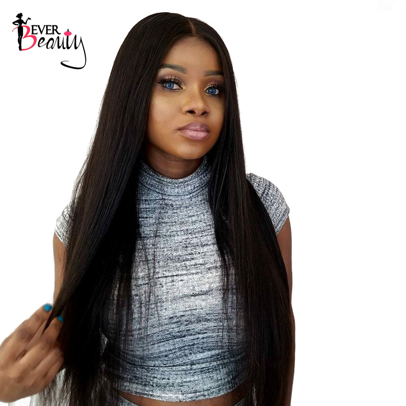 Straight Brazilian Hair weave Bundles Remy Human Hair Extensions Ever Beauty 1PCS Ever Beauty 10 28inch