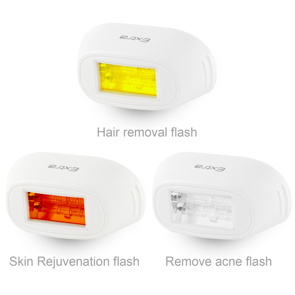 DEESS GP585 Permanent hair removal device ipl Hair removal flash cartridge skin Rejuvenation lamp Remove Acne flash cartridge-in Epilators from Home Appliances    1