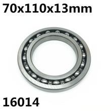 16014 7000114 Thin type ball bearings 70x110x13 mm For Ciclop 3D Scanner Printer Rotative Bearing