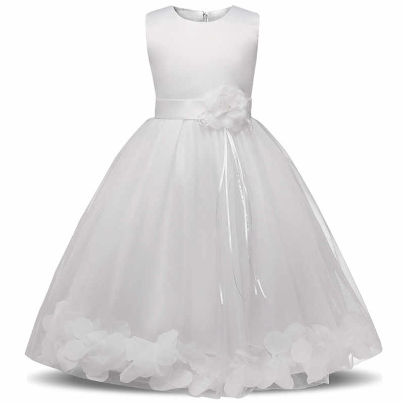 8786362c8932 Detail Feedback Questions about 5 14 Years Flower Kids Girls First ...
