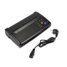 Tattoo Stencil Transfer Flash Copier Thermal Hectograph Printer Machine CIS Scan Black Color US UK AU EU Plug Available