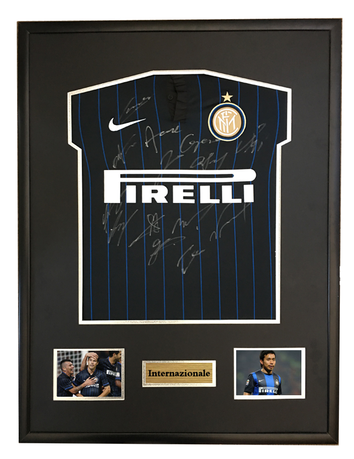 Yuto Nagatomo signed autographed soccer shirt jersey come with Sa coa framed  Internazionale Milano-in Frame from Home   Garden on Aliexpress.com  66558c989