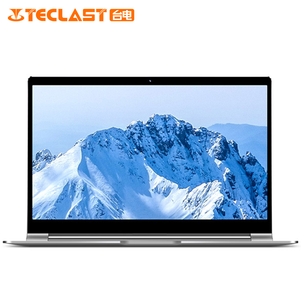 Teclast F15 ordinateur portable 15.6 pouces 1920x1080 Windows 10 OS N4100 8GB RAM DDR4 256 ROM SSD Intel UHD Graphics 600