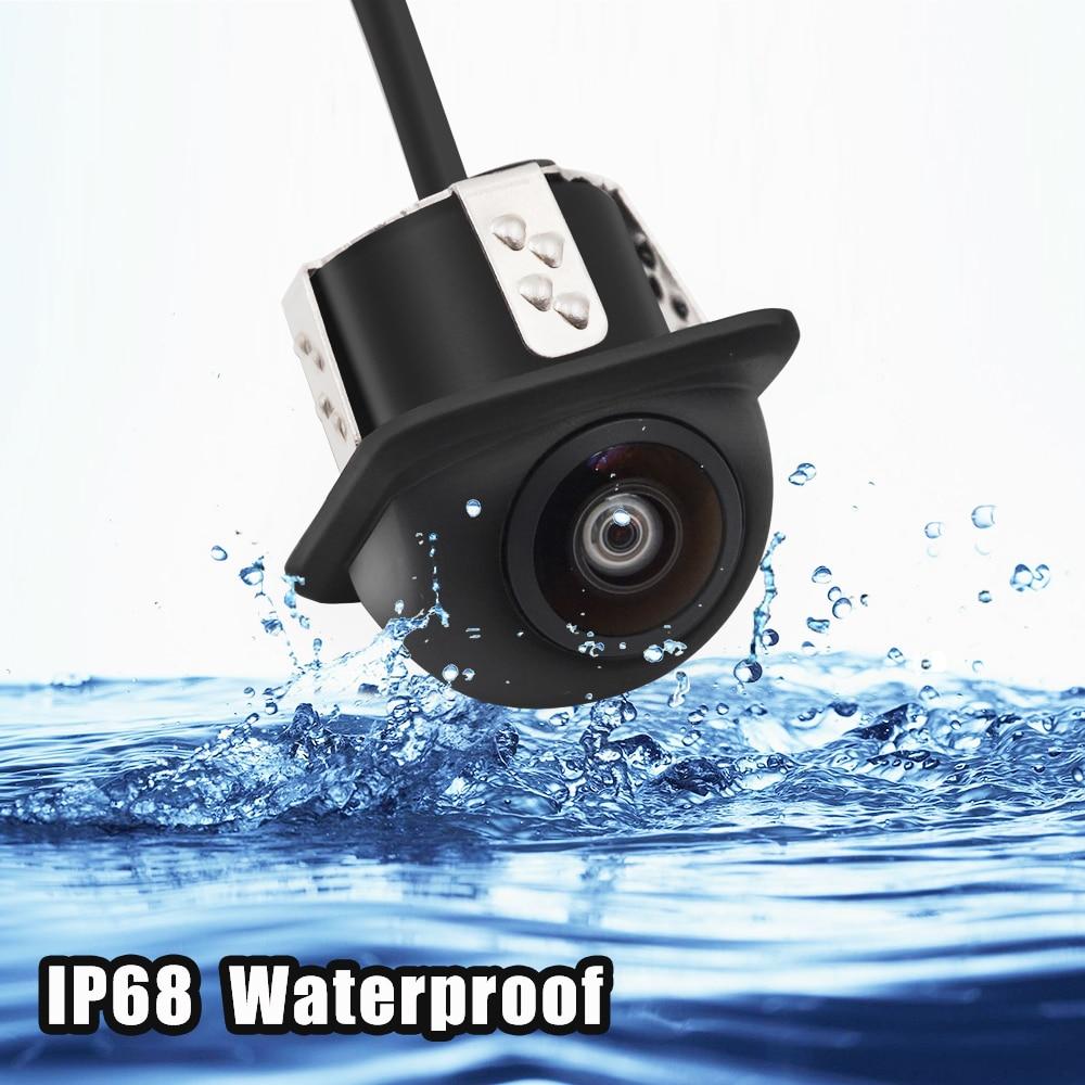 New Arrival Waterproof 180 Degree Horizon Angle Car Rear Camera Front Camera Car Reverse Camera For
