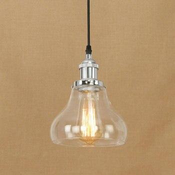 IWHD LED lámpara colgante Vintage Loft Industrial iluminación colgante accesorios de iluminación...