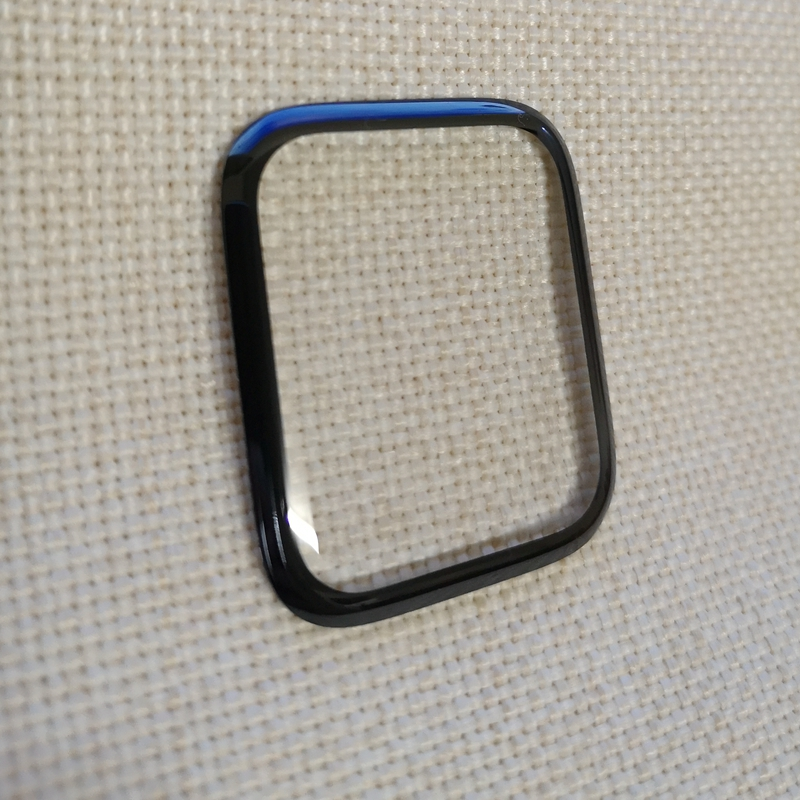Display LCD Touch Screen Front Glass Outer Lens 38mm 42mm 40mm 44mm Replacement Parts For Apple Watch Series SR S1 S2 S3 S4 S5