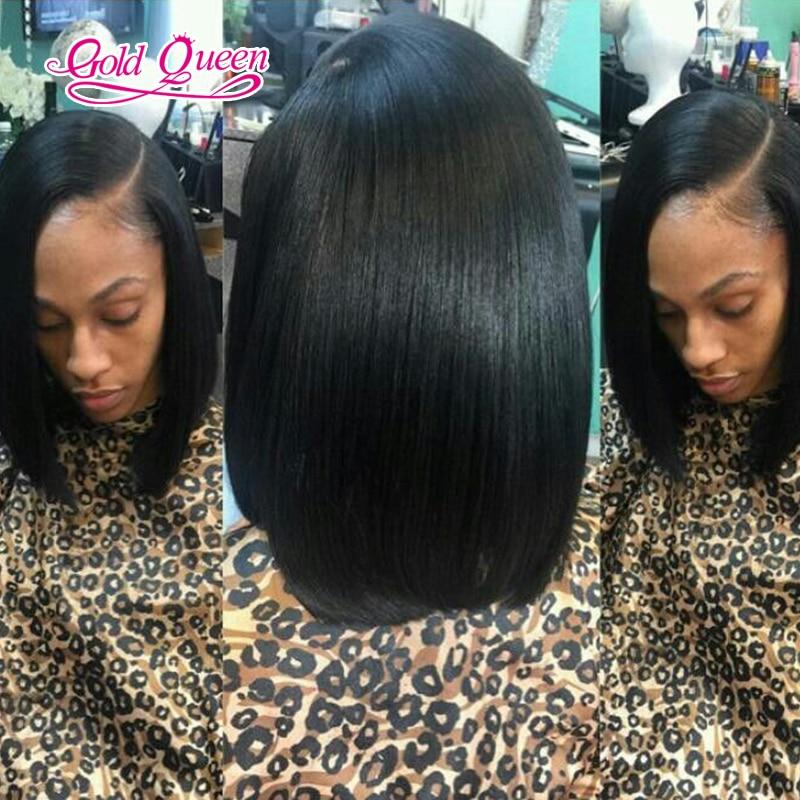 High Quality Silk Top Full Lace Wigs Bobbi Boss Wigs Glueless