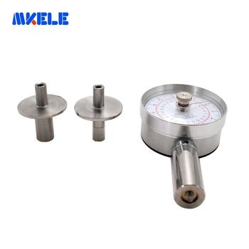 GY-3 analogowy penetrometr owocowy sklerometr twardościomierz durometr kontrolujący twardość jabłka gruszki truskawki winogron tanie i dobre opinie MK-FHT-3(GY-3) makerele 0 1mm 0 5-12kg cm 2 0 5-24kg cm 2 PHi 11mm PHi 8mm 10mm