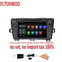8 Android 7.1for Toyota prius left 2din car dvd,gps navigation,wifi,radio,bluetooth,Steering wheel,Free 8g Map,mic,touch screen