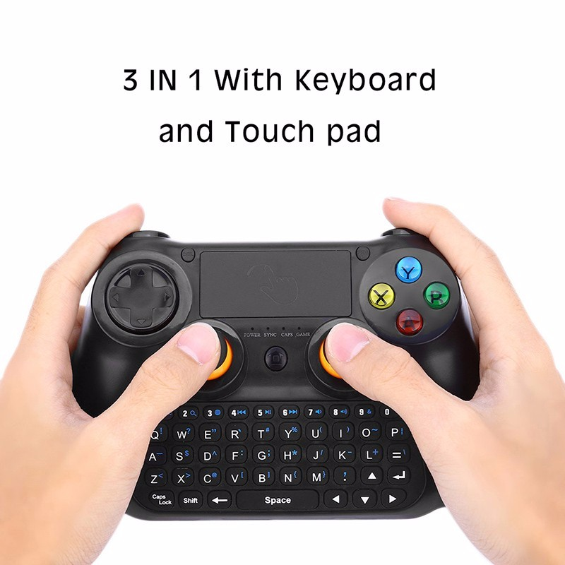 dobe ti 501 3 in 1 multifunctional game controller wireless keyboard keypad mouse touchpad for. Black Bedroom Furniture Sets. Home Design Ideas