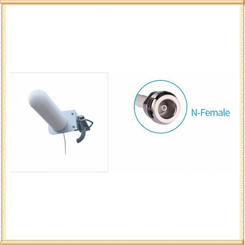 LTE 4G Outdoor Yagi Antenna   outdoor antenna N-Female  connector for 3G 4G router modem 10M or 5M cableLTE 4G Outdoor Yagi Antenna   outdoor antenna N-Female  connector for 3G 4G router modem 10M or 5M cable
