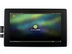 "Image 3 - Für raspberry Pi 3 Modell B + Plus / 3B 7 zoll 1024x600 IPS Kapazitiven Touchscreen 7 ""Monitor Display w/Fall Halterung OSD Menü"