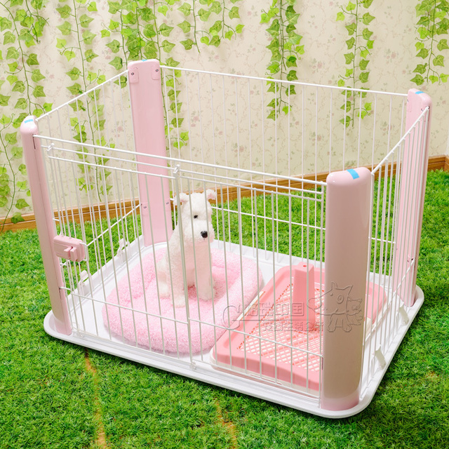 alice iris color wire fence pet dog fence around the cage pet dogs dog accessories