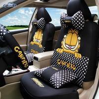 20 PCS Set Universal Car Seat Cover Set Car Styling Fit Most Car Interior Accessories Sedans