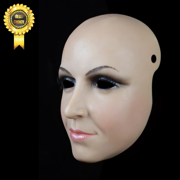 Transfiguration Mask Sh 7 Beauty Mask Party Mask Cd Change Dressing Props Factory Sissy Boy Whloesaler Without Wig