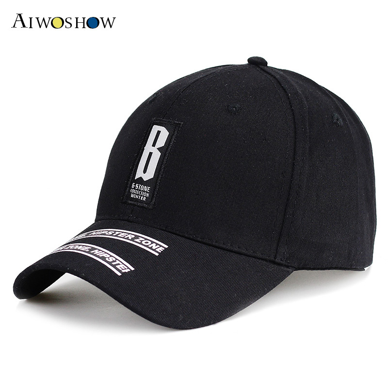 fashion Letters B Baseball Cap