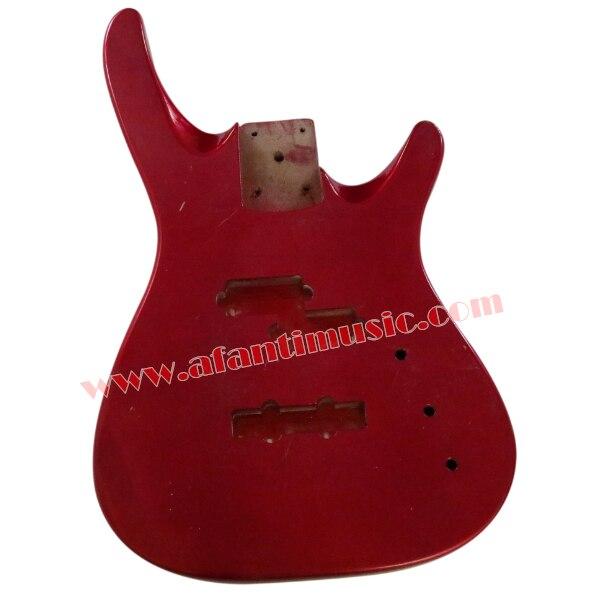Afanti Music Diy Bass Diy Electric Bass Guitar Body (adk-175)