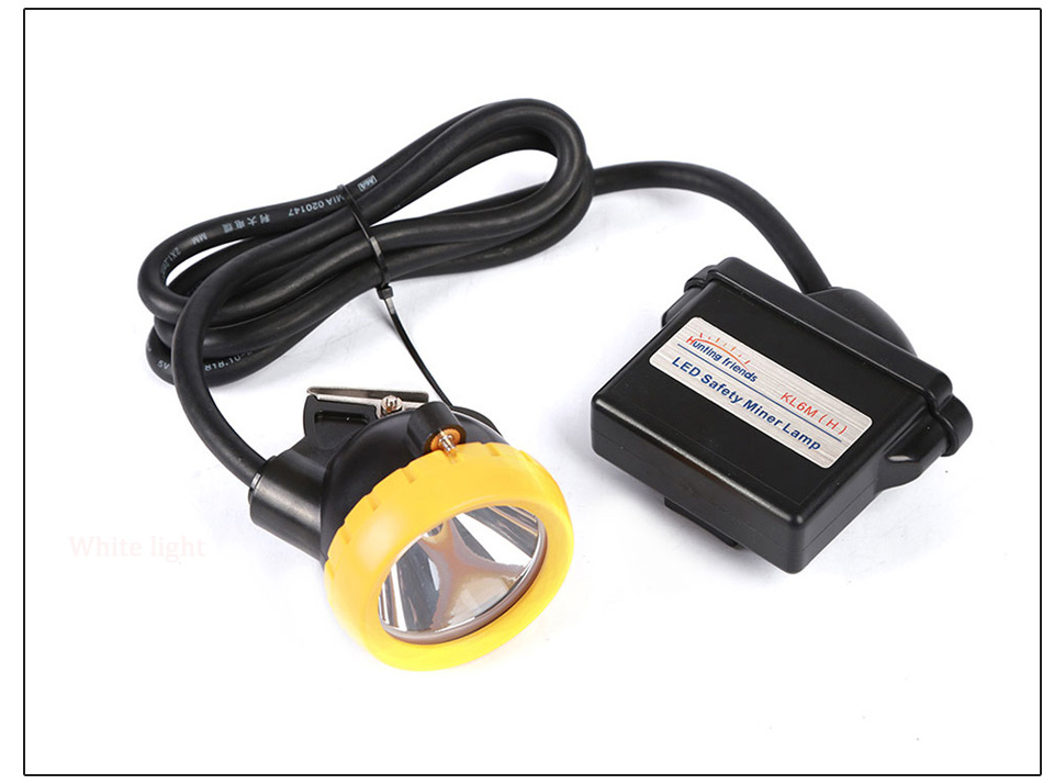 waterproof headlight
