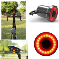 BATFOX bike led light seatpost battery bicycle tail light 38g IPX6 waterproof 20hrs+ run time bike led lights 6v bike led lights