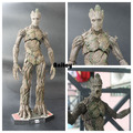 Brinquedos quentes Guardians Of the Galaxy Groot 1/6 Scale PVC Action Figure Collectible Modelo Toy 38 cm KT062
