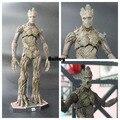 Hot Toys Guardianes de la Galaxia Groot 1/6 Escala de PVC Figura de Acción de Colección Modelo de Juguete 38 cm KT062