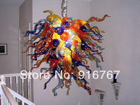 C177 Contemporary Colorful Commercial Led Pendant Lighting