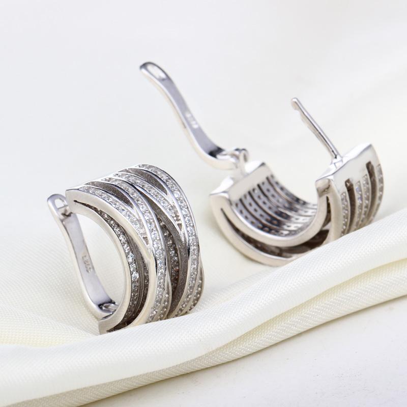 Round Earrings  02