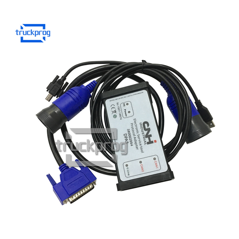V9 3 CNH NEW HOLLAND CASE Agricultural Construction Diagnostic tool for CNH EST New Holland Diagnostic Kit CNH DPA5 DIAGNOSTIC