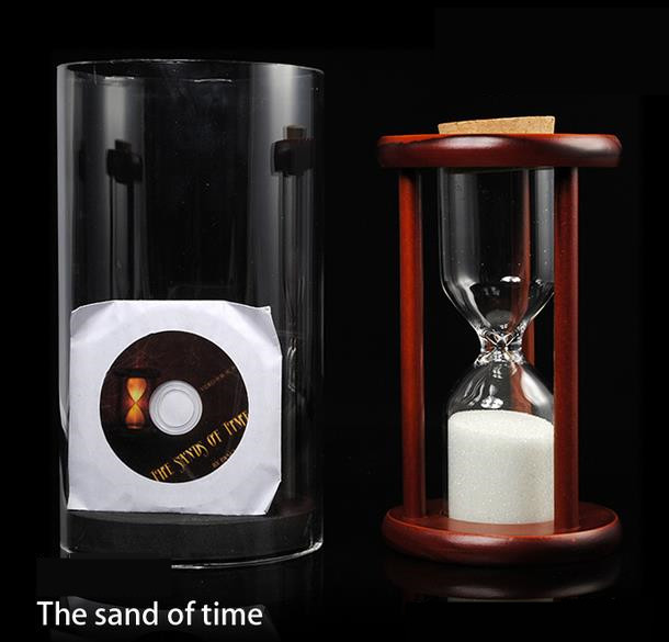 The Sands Of Time By Pangu Magic (DVD + Gimmick),Mind Magic Trick,Mentalism,Close Up,Stage,Street Magia,Toys,Gadget,Joke,Classic the jayhawks the jayhawks mockingbird time cd dvd