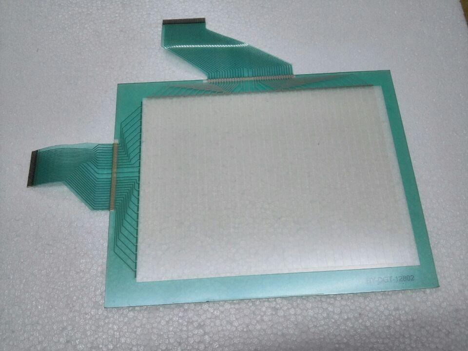 GT GUNZE USP 4 484 038 OM 14 Touch Panel Glass For HMI Screen Machine Repair