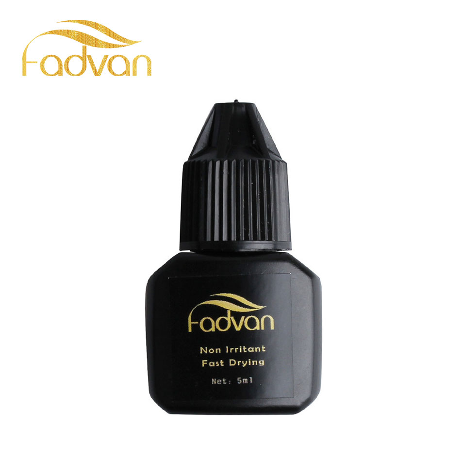Individual Eyelash Glue Extension 1 2 Second Black Lashes Adhesive Clear for False Eyelashes Extensions Fast Dry Long Lasting in Eyelash Glue from Beauty Health