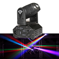 1*10 W RGBW 4 in 1 moving head beam licht dmx professionele stage effect projector voor DJ disco