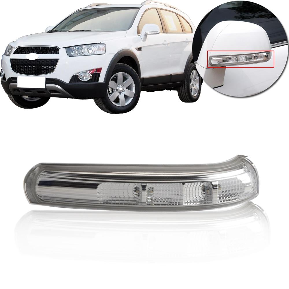 eastar 1 pair Rear Bumper Reflector Light Lamp Fit For Cadillac ATS XT5 Chevrolet Camaro Traverse
