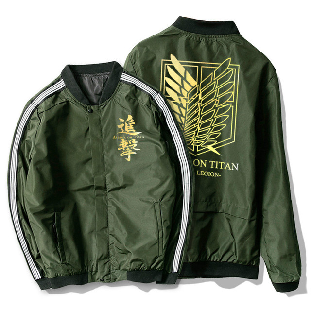 WING OF LIBERTY BOMBER JACKET (3 COLORS)