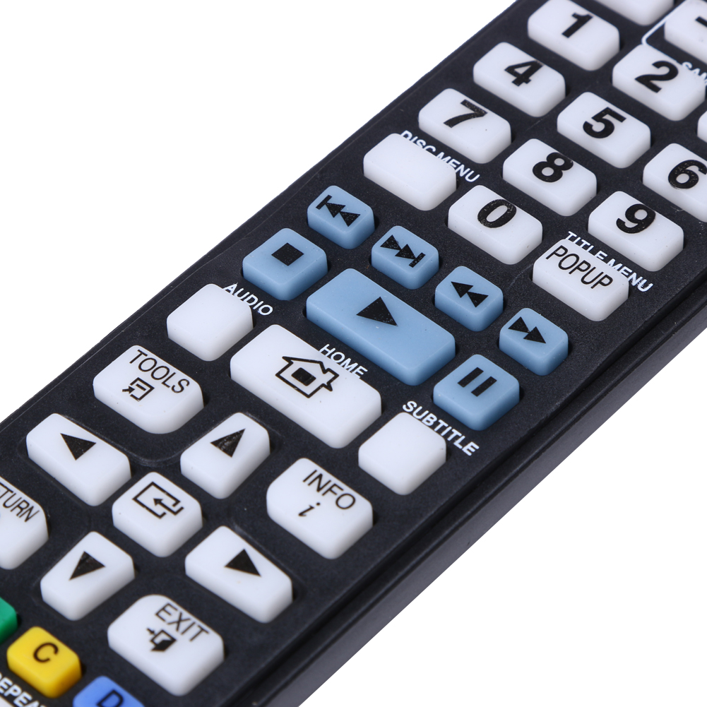 US $2 9 21% OFF for Samsung AK59 00172A Remote Control For DVD Blu Ray  Player BD F5700 -in Remote Controls from Consumer Electronics on  Aliexpress com