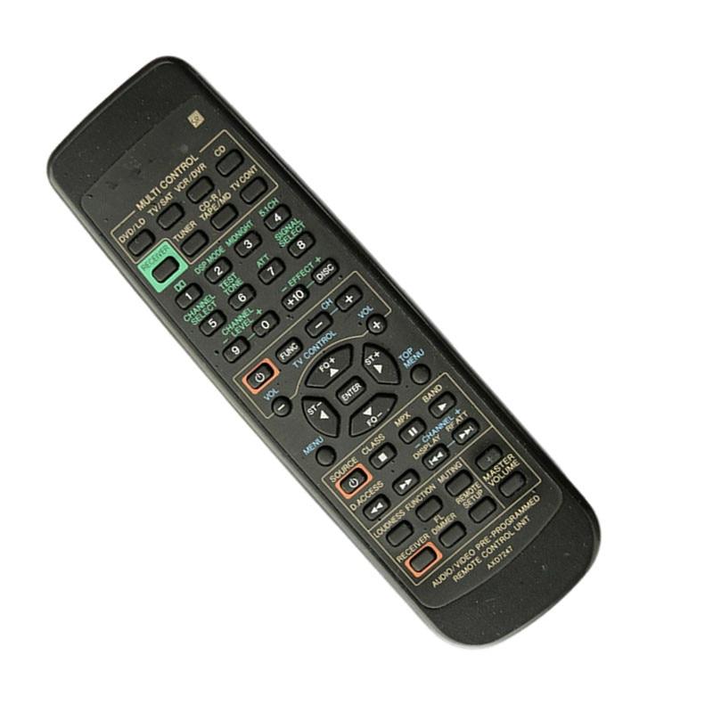 Pioneer XXD3041 AV Receiver System Pre-Programmed Remote Control for VSX711 VSXD711 XXD3041