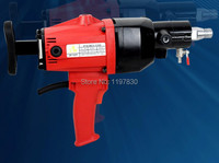 Promotion sale of high quality GP160 economic Handheld water diamond core drilling machine air conditioner hole drilling machine