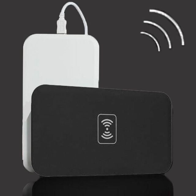 Portable Qi Wireless Charger Charging Pad For Samsung Galaxy S6  / S6 edge/ S7 / S7edge Note5 Lumia 1520 1020 Elephone P9000