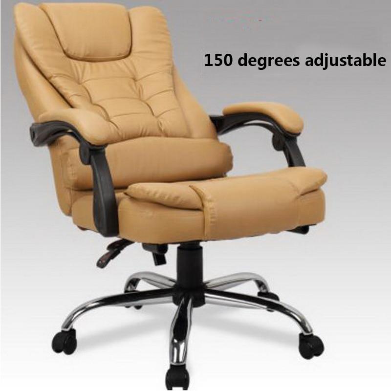 350105 / masszázs Az otthoni irodai számítógép székre fekszik / - Bútorok - Fénykép 4