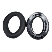 1 Pair Earphone Ear Pads Earpads Cover Soft Foam Sponge Earbud Cushion Replacement for Sennheiser PXC450 PXC350 PC350 HD380 PRO 1 pair earphone ear pads earpads cover soft foam sponge earbud cushion replacement for sennheiser pxc450 pxc350 pc350 hd380 pro