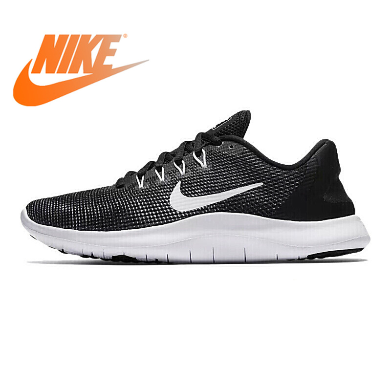 Original 2018 NIKE FLEX RN Womens Running Shoes New Outdoor Sports Daily Casual Shoes Breathable Cushioning Jogging SneakersOriginal 2018 NIKE FLEX RN Womens Running Shoes New Outdoor Sports Daily Casual Shoes Breathable Cushioning Jogging Sneakers