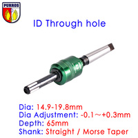 Roller Burnishing Tool (Roller diameter 14.9 19.8mm) for ID Through Hole